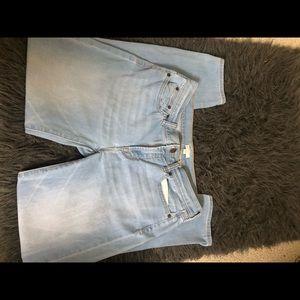 Jcrew light wash jeans size 29